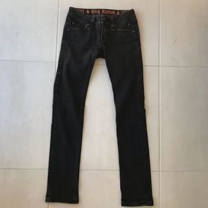 Rock Revival Kate Straight Leg Denim Jeans J240